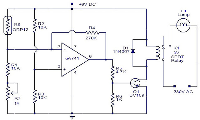 night-lamp-circuit