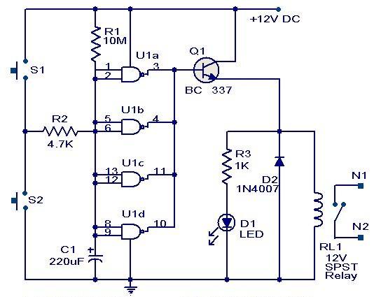 timer circuits archives gadgetronicx rh gadgetronicx com 555 Timer Circuits Schematics Timer Relay Schematic