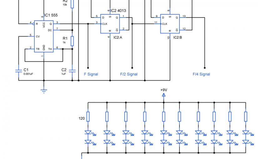 Christmas Tree lighting circuit Diagram  sc 1 st  Gadgetronicx & Lighting Circuits Archives - Gadgetronicx azcodes.com