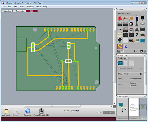 fritzing-pcb-software