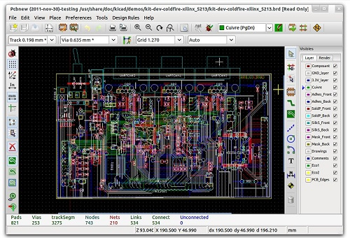 kicad-psb-software