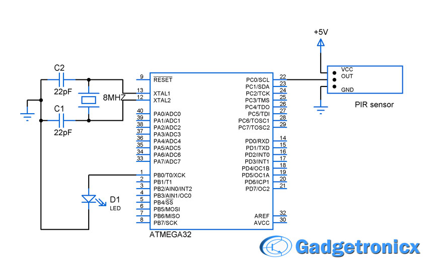 pir-sensor-interface-circuit-diagram
