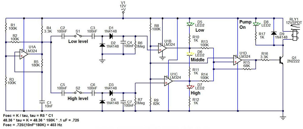 water-level-controller-circuit-diagram