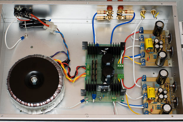 audio-amplifier
