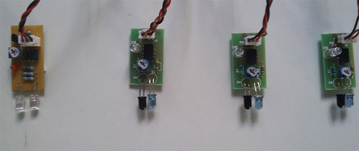 IR-sensor-module-switch