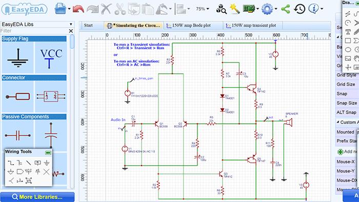 easyeda-best-online-circuit-simulator
