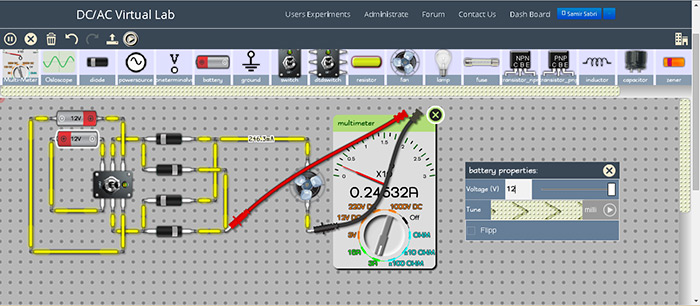 List of best online circuit simulator and design platform - Gadgetronicx