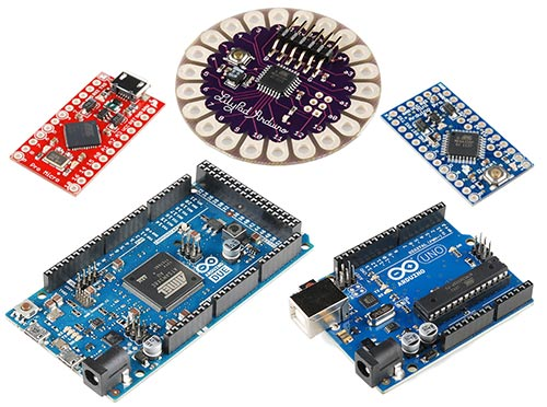 arduino-boards-collection