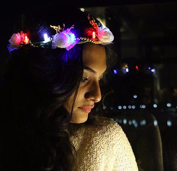 led-wreath-crown