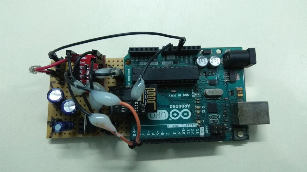 arduino-esp8266-module