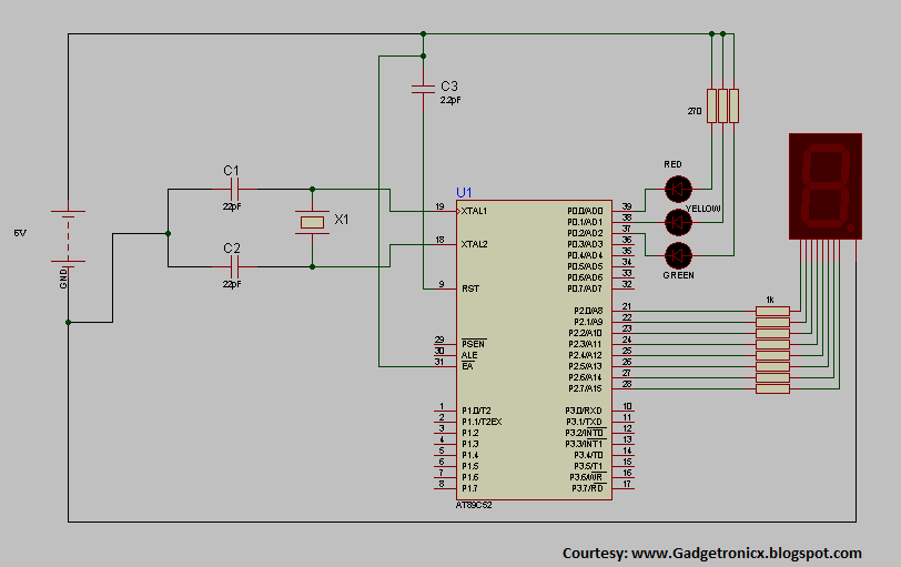traffic-light-system-using-8051