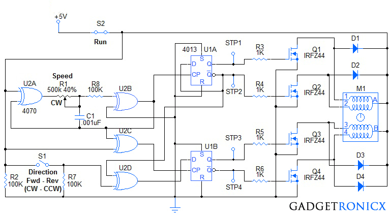 Control Circuits Archives - Gadgetronicx