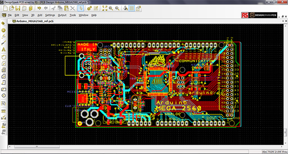 designspark-pcb-software