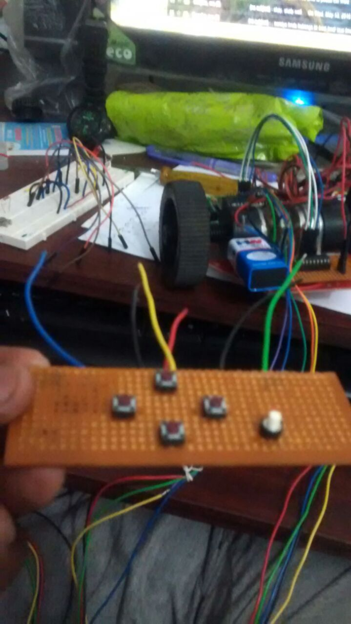 Diy Robot Car Using 8051microcontroller With Remote Controller Electronics Project How To Make A Control Pictures Of