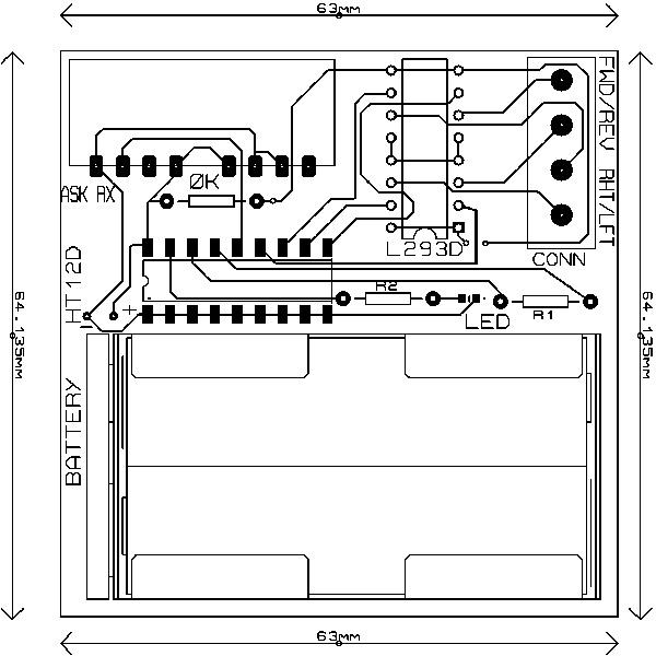 pcb-layout-rc-car-body-board