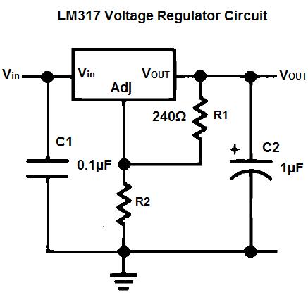 lm317-basic-setup