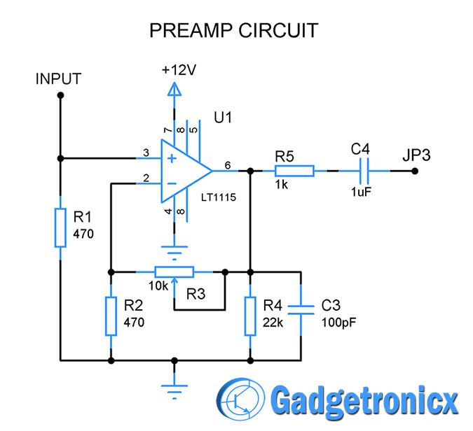 preamp-circuit-audio-amplifier