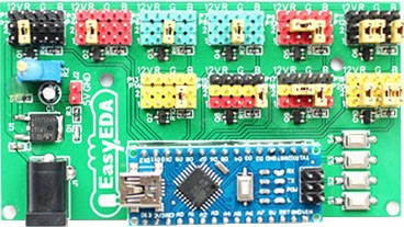 arduino-nano-control-board