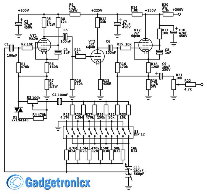 wien-bridge-vacuum-tube-oscillator-circuit-diagram