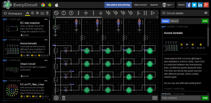everycircuit-best-online-circuit-simulator