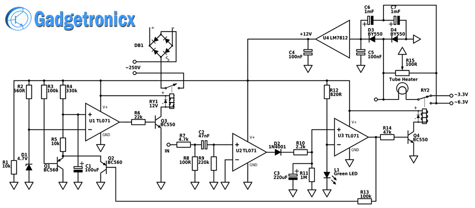 supply-control-circuit-amplifier