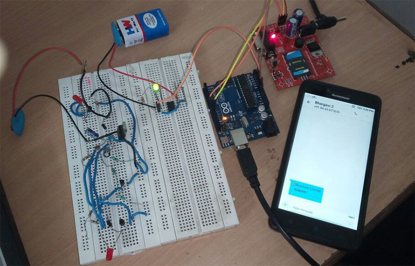 ultra-security-system-touch-sensor