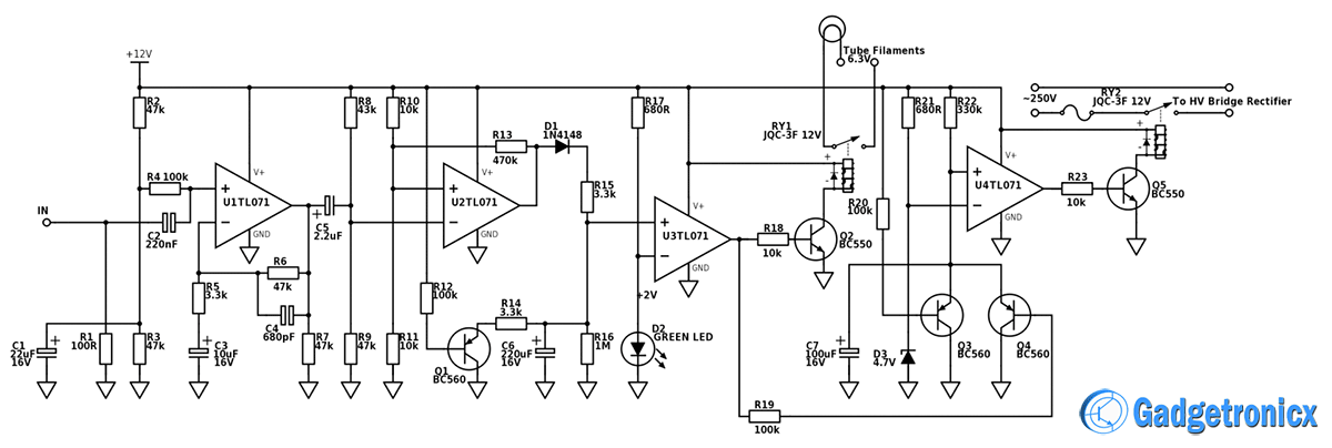 power-supply-circuit-amplifier