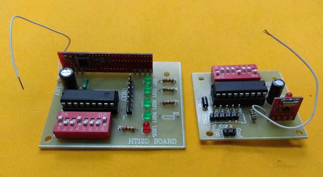 Rf-receiver-transmitter-module