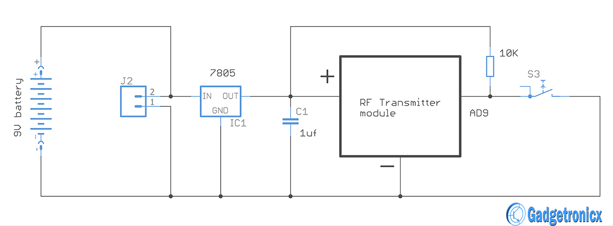 RF-remote-control-circuit-diagram
