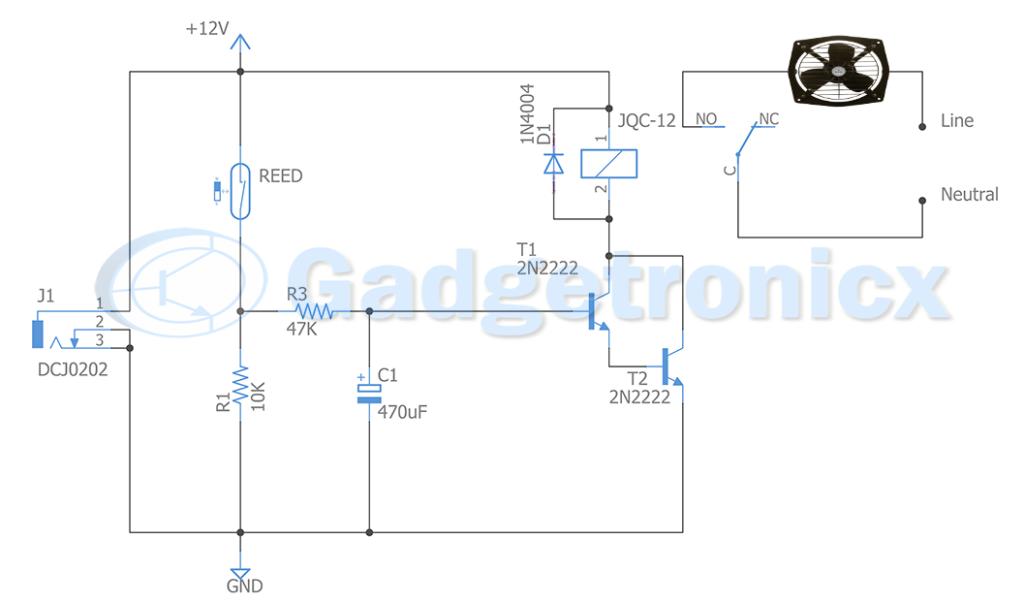 smart-automatic-exhaust-fan-circuit-diagram