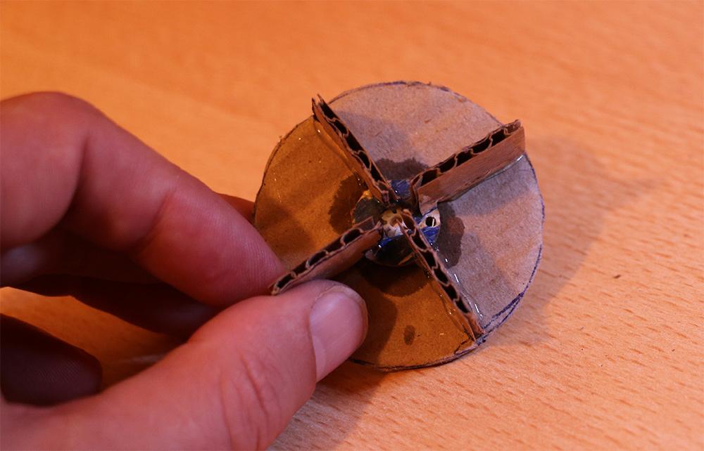 fan-cardboard-project