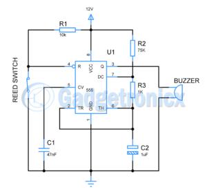 burglar-alarm-circuit-diagram