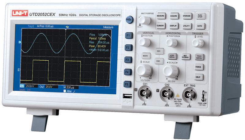 electronic-equipment-oscilloscope-workbench