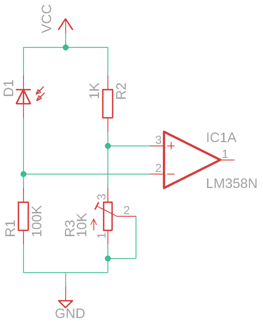 Example-circuit-photodiode