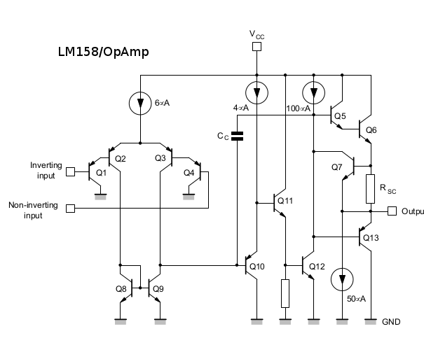 opamp-output-stage