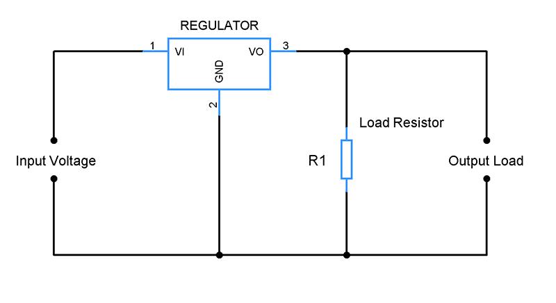 load-resistors-regulator