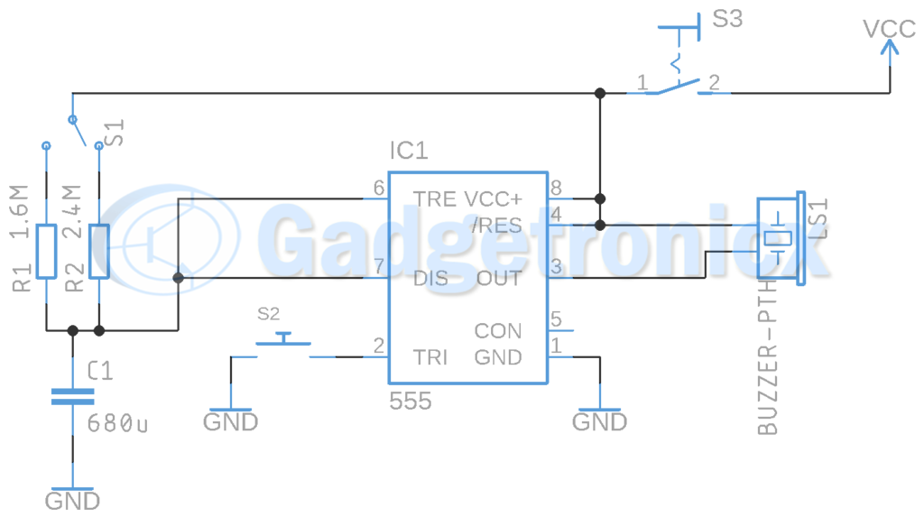 kitchen-timer-circuit-diagram