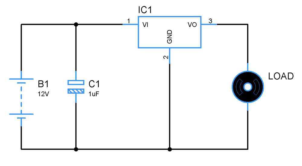 decoupling-capacitor-working