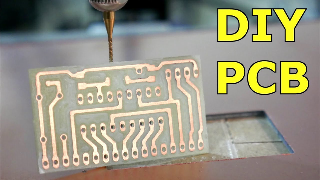 Steps to make PCB at home - Gadgetronicx